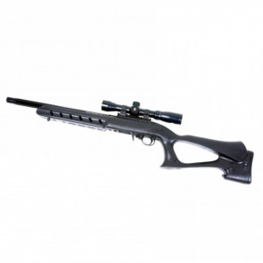 ARCHANGEL DELUXE TARGET STOCK FOR THE RUGER 10/22 - BLACK