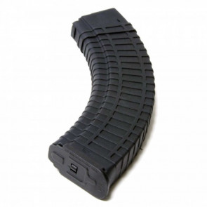 AK-47 7.62X39MM 40 ROUND BLACK POLYMER MAGAZINE