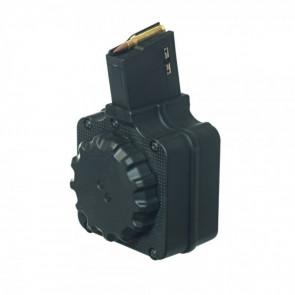 AR-308 .308 (50) ROUND DRUM MAGAZINE - BLACK