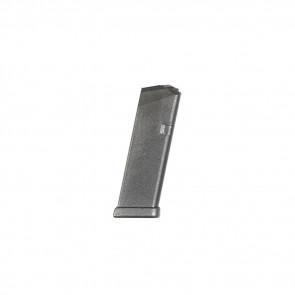 GLOCK MODEL 23 MAGAZINE - .40S&W, 13RD, BLACK POLYMER