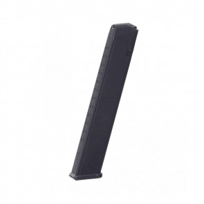 GLOCK MODEL 22/23/27 MAGAZINE - .40S&W, 27RD, BLACK POLYMER