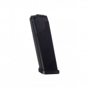 GLOCK 17 MAGAZINE - 9MM - 18 ROUND - POLYMER - BLACK