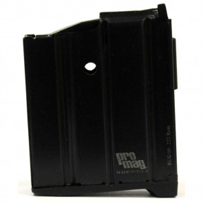 RUGER MINI-14® MAGAZINE - .223 REMINGTON - 10 ROUND - STEEL - BLUE