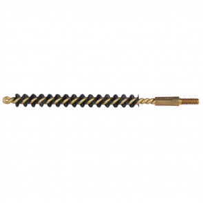 NYLON BRISTLE BORE BRUSH - .20 CALIBER, #5-40 THREADS RIFLE