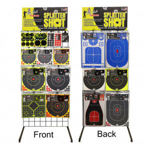 "24"" SPLATTERSHOT BEST SELLER TARGET SELECTION FOR BACK SIDE OF #24-RACK"