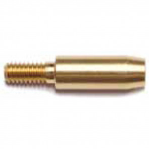 BRUSH/PATCH HOLDER ADAPTER - .27 CALIBER & UP RODS