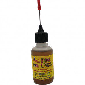 BIO 4X GUN OIL NEEDLE OILER 1OZ