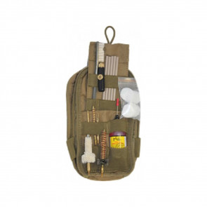 .30 CAL. COYOTE TACTICAL POUCH KIT WITH PRO-TUFF COATED RODS