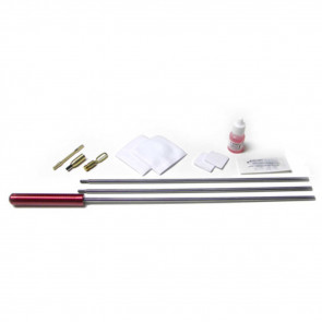 CLEANING KIT UNIVERSAL 30IN 3PC ROD