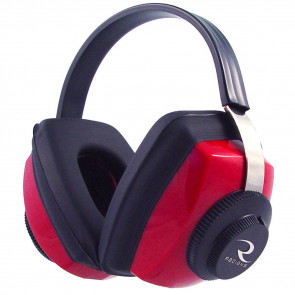 COMPETITOR EARMUFF - RED, NRR 26DB