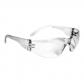MIRAGE USA SAFETY GLASSES - CLEAR