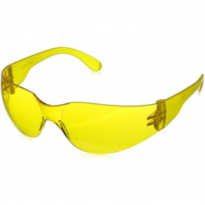 MIRAGE USA SAFETY GLASSES - AMBER