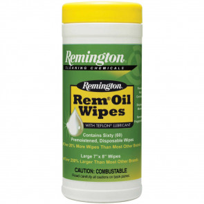REM OIL WIPES - 60 COUNT POP-UP CANISTER
