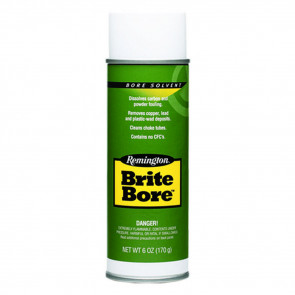 BRITE BORE SOLVENT - 6 OZ. AEROSOL CAN