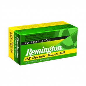 AMMO 22 LONG HP 36GR 100RD/BX