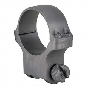 30MM HIGH SCOPE RING WITH HAWKEYE STAINLESS FINISH
