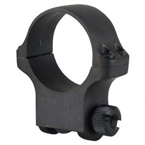 30MM HIGH SCOPE RING WITH MATTE FINISH