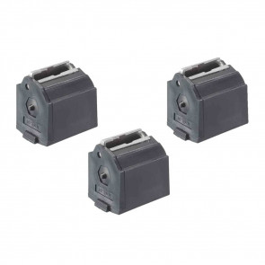 10/22 BLACK PLASTIC MAGAZINE - 10-SHOT (3 PACK)