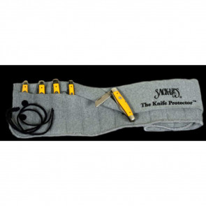"KNIFE POUCH - MODEL 806, 5"", PLAIN GREY"