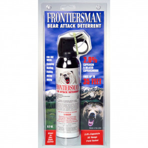FRONTIERSMAN BEAR SPRAY 9.2 OZ
