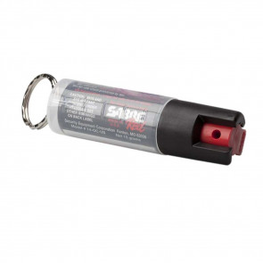 KEY RING SELF DEFENSE SPRAY (0.54 OZ/APROX. 25 SHOTS)