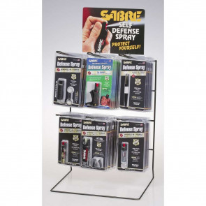 SABRE MAX APPEAL TWO-TIER DISPLAY