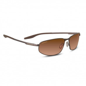 MATERA - BRUSHED BROWN FRAME, DRIVERS GRADIENT ULTRA-LIGHT MINERAL LENS