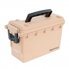 FIELD BOX - TAN