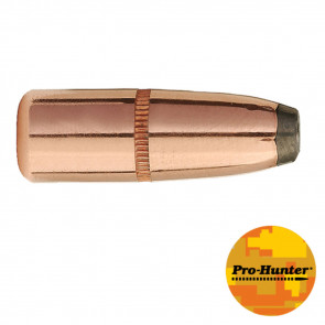 PRO-HUNTER RIFLE BULLETS - .30 CALIBER (30-30), 150 GR., FN, 100/BX