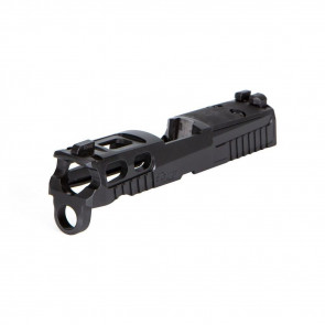 SLIDE ASSY 3.6IN SUBCOMPACT OTC RDY BLK