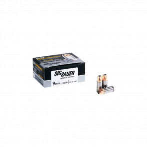 PISTOL V-CROWN ELITE 9MM LUGER 115GR AMMO
