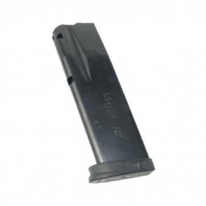 P250/P320 COMPACT SIG FACTORY MAGAZINE - 40 S&W/357 SIG, 13RD, BLUED