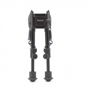 BIPOD WITH SPRING 6.5-8 INCH