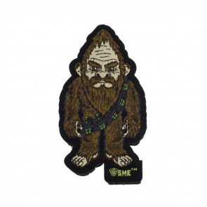 MORALE GNOME PATCH - SASQUATCH