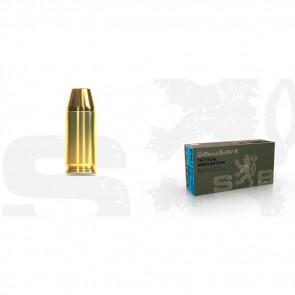 AMMO 9LUGER/PARA SBSNC 150GR FMJ 50RD/BX