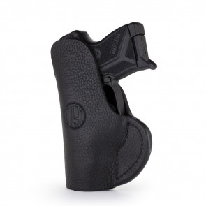 SMOOTH CONCEALMENT HOLSTER - STEALTH BLACK - RIGHT HAND - BER TOMCAT, BRN 380, COLT MUSTANG, KAHR CW380, KIM MICRO, SIG P238