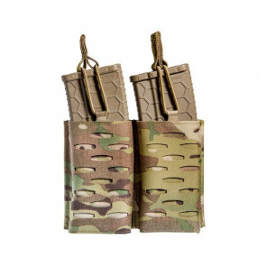 RIFLE DOUBLE MAG POUCH SIDE BY SIDE