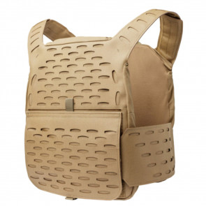 ESAPI PLATE CARRIER SHOOTERS CUT MED COY