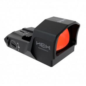 HEX DRAGONFLY RED DOT SIGHT - BLACK, 3.5 MOA, ALUMINUM