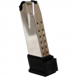 XD SUB COMPACT FACTORY MAGAZINE WITH SLEEVE - 9MM - 16 ROUND - STAINLESS