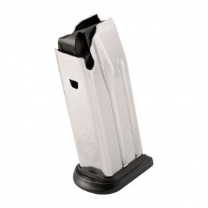 XD SUB COMPACT FACTORY MAGAZINE - 9MM - 10 ROUND - STAINLESS STEEL