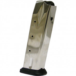 SPRINGFIELD XD FULL SIZE FACTORY MAGAZINE -  9MM, 16 ROUNDS, STAINLESS
