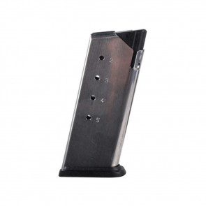 SPRINGFIELD XDS FACTORY MAGAZINE -  45 ACP, 5 ROUNDS, STAINLESS