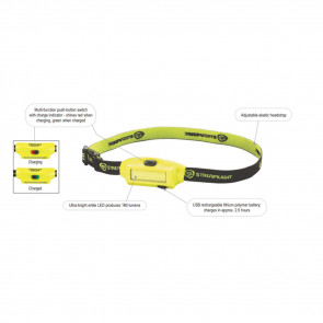 BANDIT HEADLAMP WITH CLIP