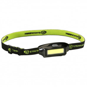 BANDIT RECHARGEABLE LED HEADLAMP - YELLOW, 180 LUMENS