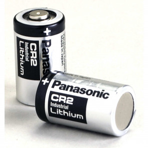 CR2 LITIHUM BATTERIES - (2 PACK)