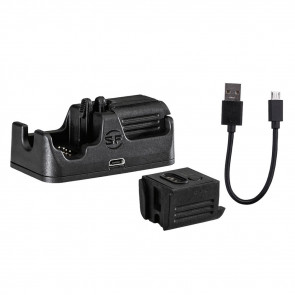 CHARGE CRADLE DUAL INC ONE BATTERY/CABLE