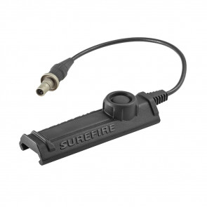 REMOTE DUAL SWITCH FOR WEAPON LIGHT, BLACK