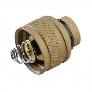 REAR CAP REPLACEMENT FOR SCOUT LIGHT, TAN