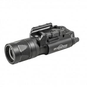 X300V WEAPON LIGHT, HANDGUN OR LONG GUN, LED, 350 LUMENS, WHITE AND IR OUTPUT, BLACK